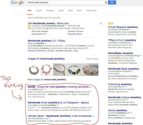 top ranking results hand-made jewellery.JPG