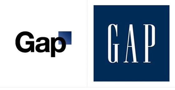 Gap Logo Design