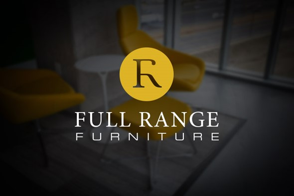 Full Range Furniture Logo Design