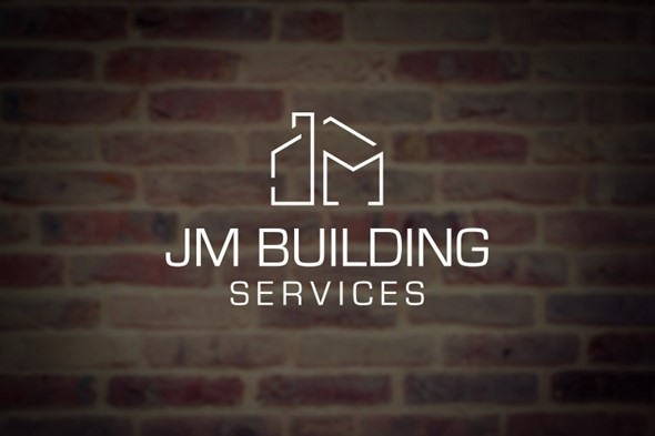 JM Building Logo Design